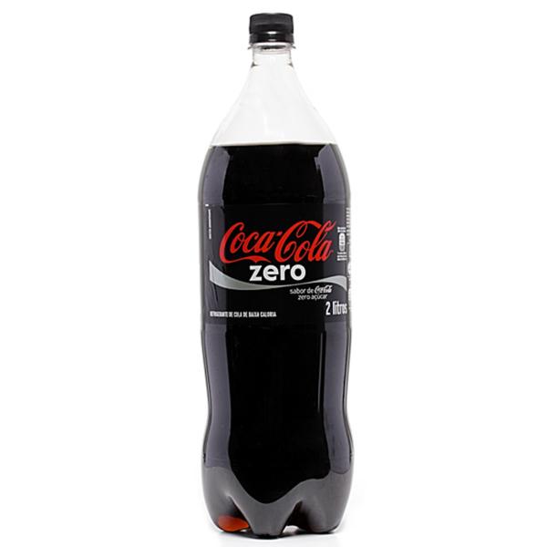 Refrigerante COCA COLA Zero 2L