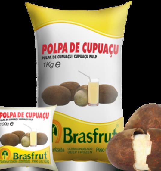 Polpa BRASFRUT Cupuaçu 100g