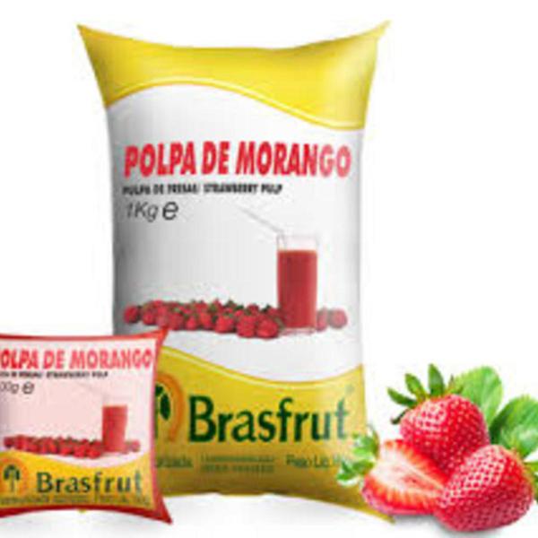 Polpa BRASFRUT Morango 100g