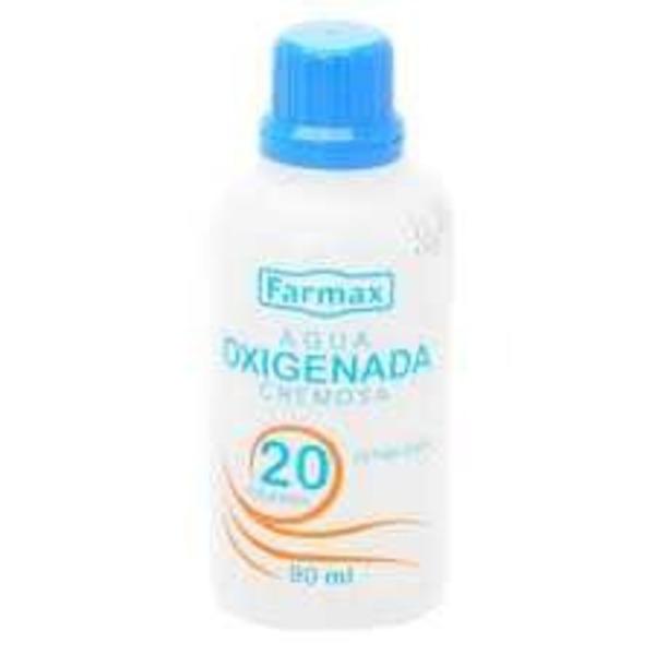 Agua Oxigenada FARMAX Cremosa 20 Volumes 90ml