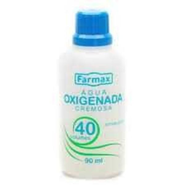 Agua Oxigenada FARMAX Cremosa 40 Volumes 90ml