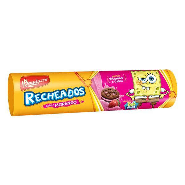 Biscoito Recheado BAUDUCCO Morango 140g