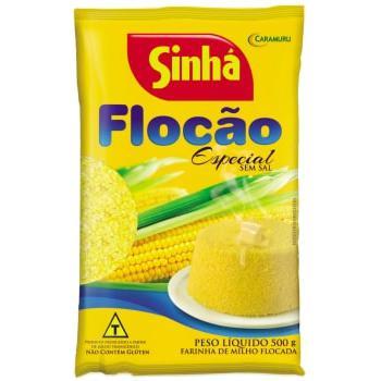 Flocos de Milho SINHA 500g