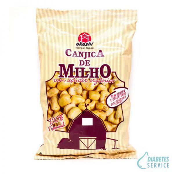 Canjica de Milho 50 G  Doce