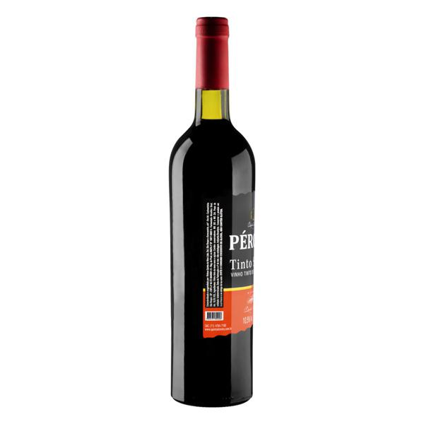 Vinho Brasileiro Tinto Suave Pérola Garrafa 750ml