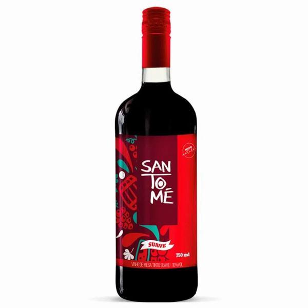 Vinho Santomé Tinto Suave 750ml