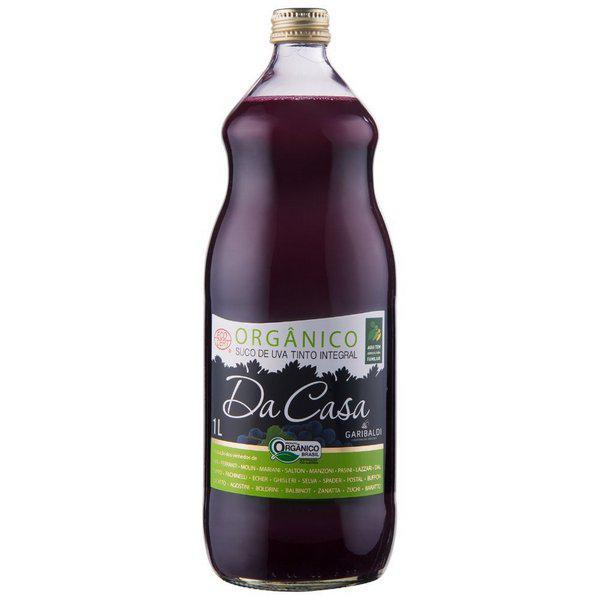 Suco de uva Da Casa Orgânico