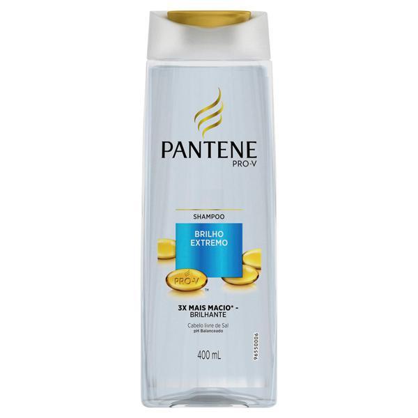 Shampoo PANTENE Brilho Extra 400ml