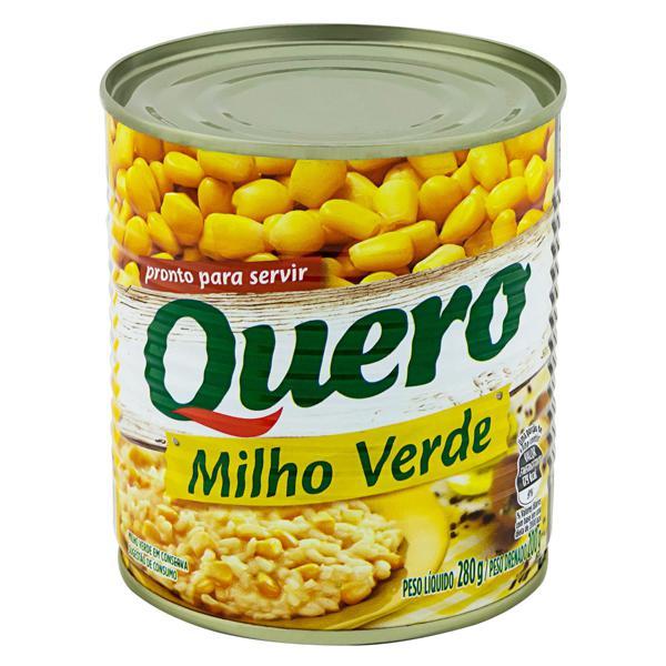 Milho Verde em Conserva Quero Lata 200g