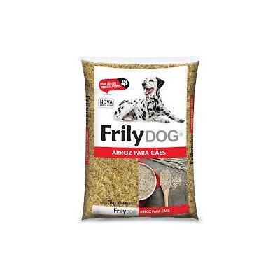 Arroz P Caes 1Kg  Frily Dog