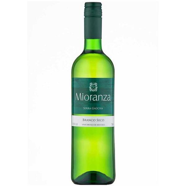 Vinho Brasileiro MIORANZA Branco Seco 750ml