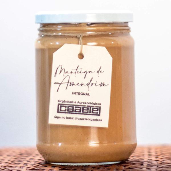 Manteiga de Amendoim Integral - 580g