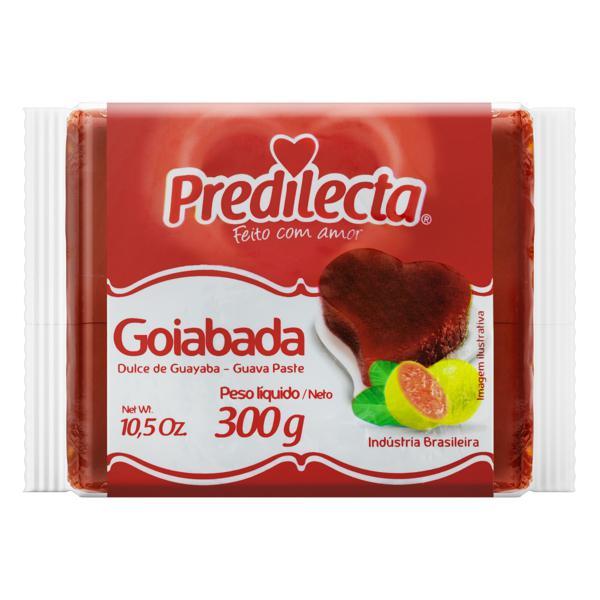 Goiabada Predilecta Pacote 300g