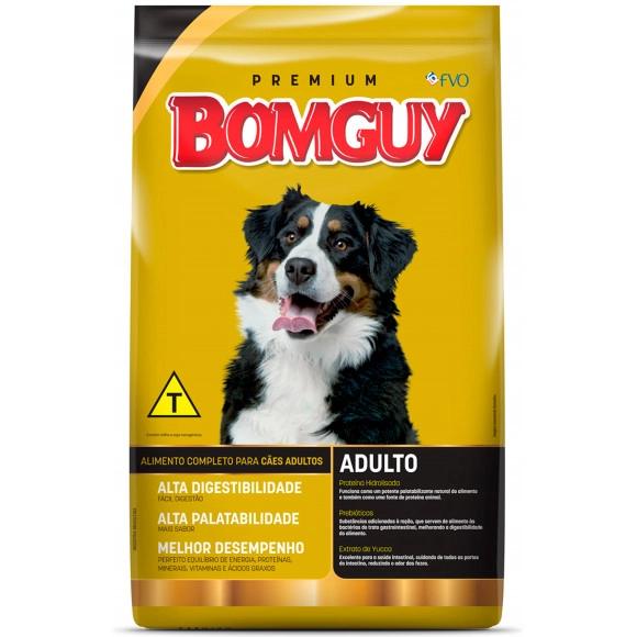 Ração BOMGUY Adulto Premium 1kg