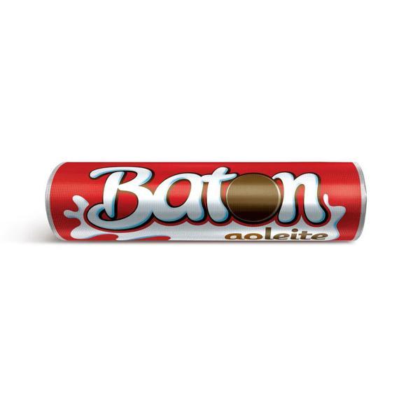 Chocolate Branco Baton GAROTO 16g