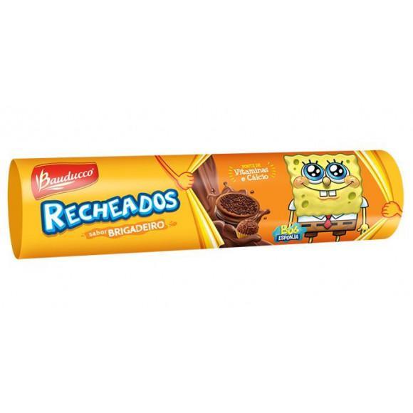 Biscoito Recheado BAUDUCCO Brigadeiro 140g