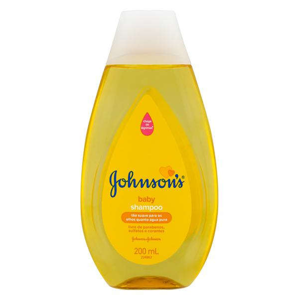 Shampoo Johnson's Baby Frasco 200ml