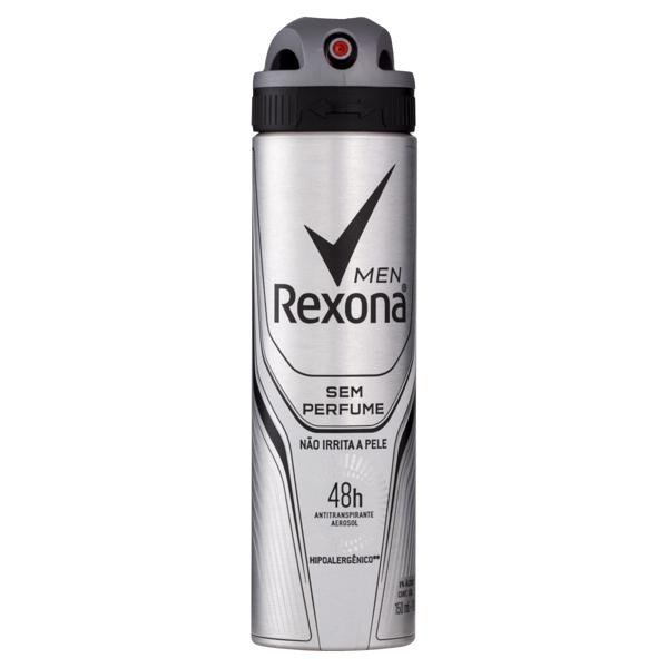 Antitranspirante Aerossol Rexona Men 150ml