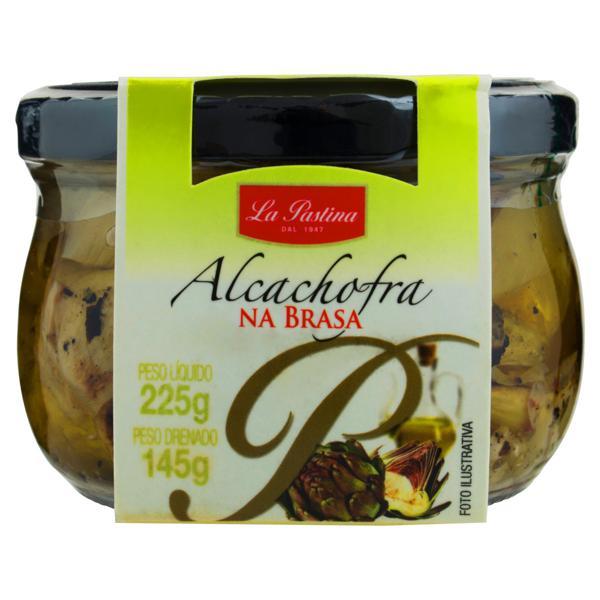 Alcachofra em Conserva La Pastina Vidro 145g