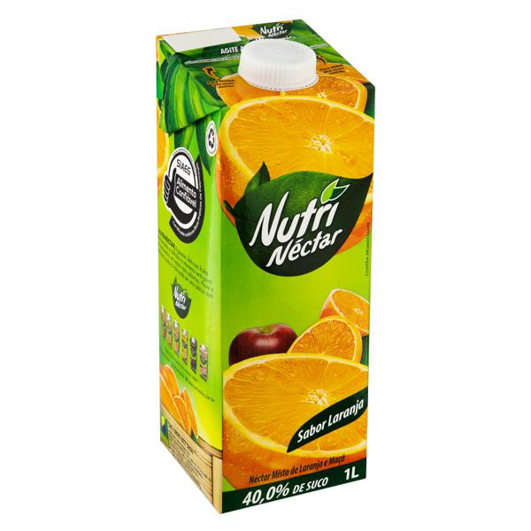 Néctar Misto Laranja Nutrinéctar Caixa 1l