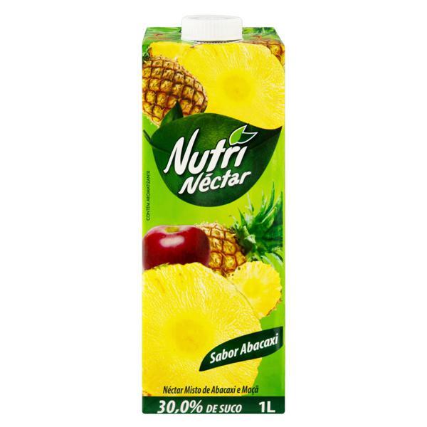 Néctar Misto Abacaxi Nutrinéctar Caixa 1l