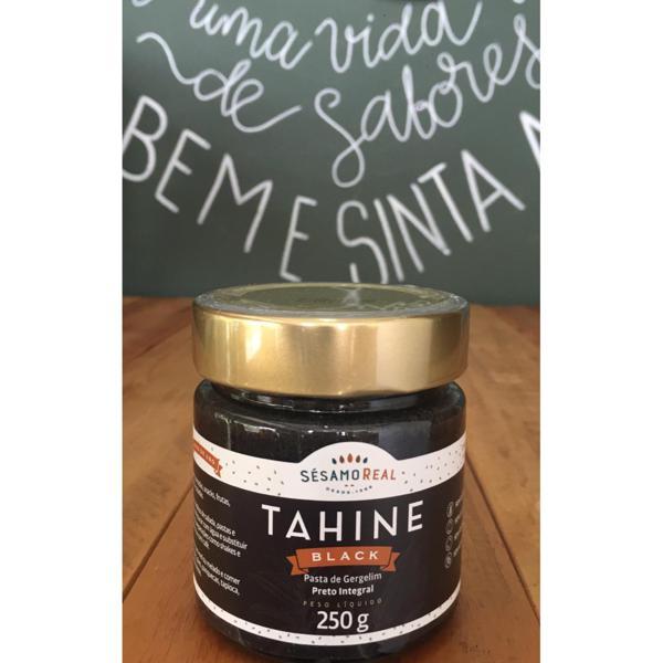 Tahine Black 250g SÉSAMO REAL
