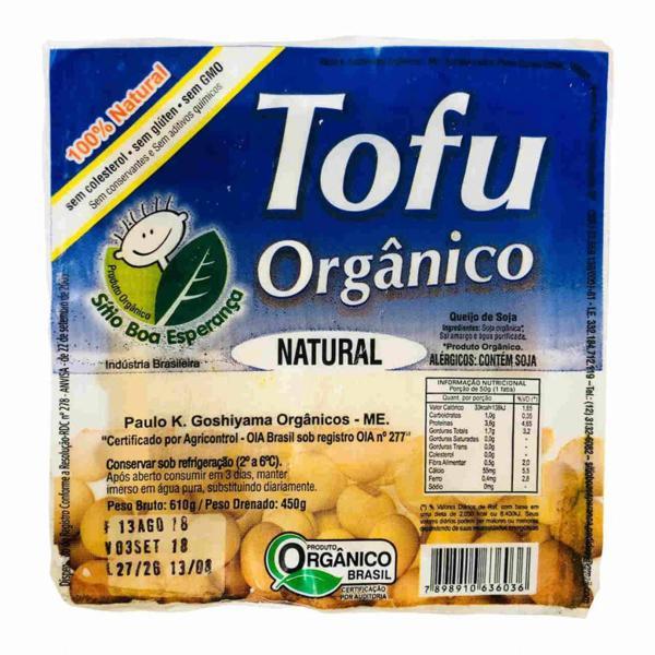 Tofu Natural (450g)