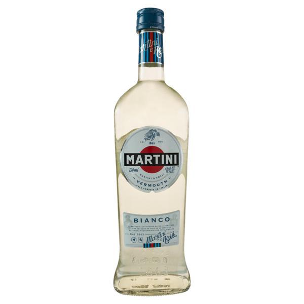 Vermute Branco Martini Garrafa 750ml