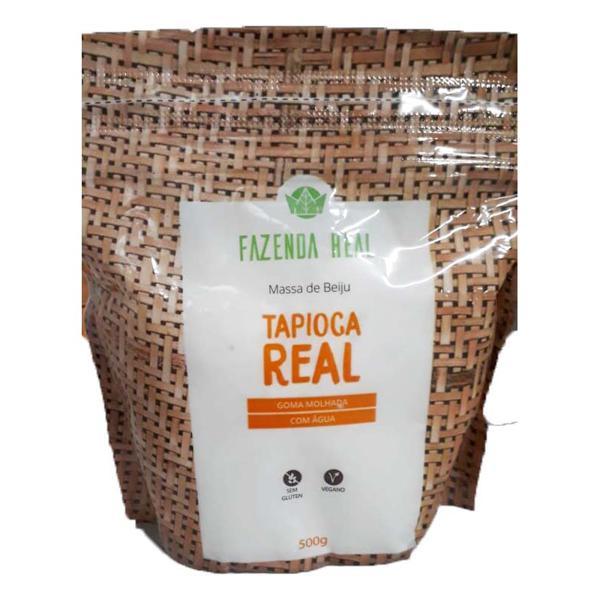 Tapioca REAL Refrigerada 500g