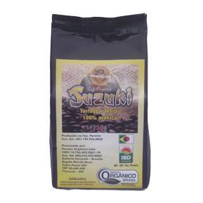 Café em Pó Tradicional Orgânico 500g