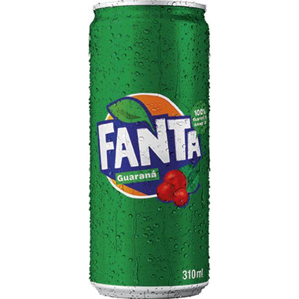Refrigerante FANTA Guaraná 310ml