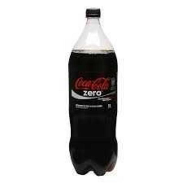 Refrigerante COCA COLA Zero Açúcar 2L