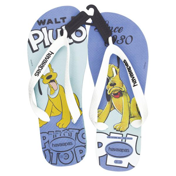 Sandália Ice Blue Disney Stylish Havaianas nº 39/40