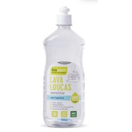Lava Louças sem Fragrância Bio Wash 650ml