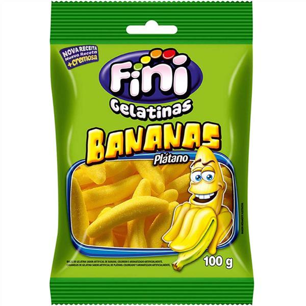 Bala Fini 100G Jelly Bananas
