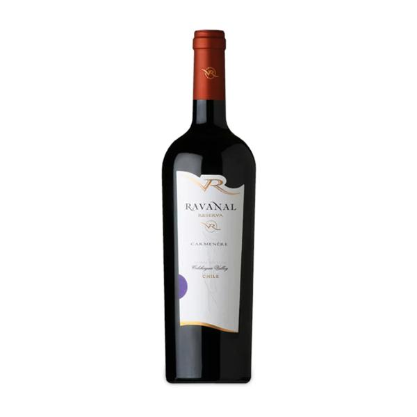 Vinho Tinto Chileno Ravanal Reserva Carmenere 750ml