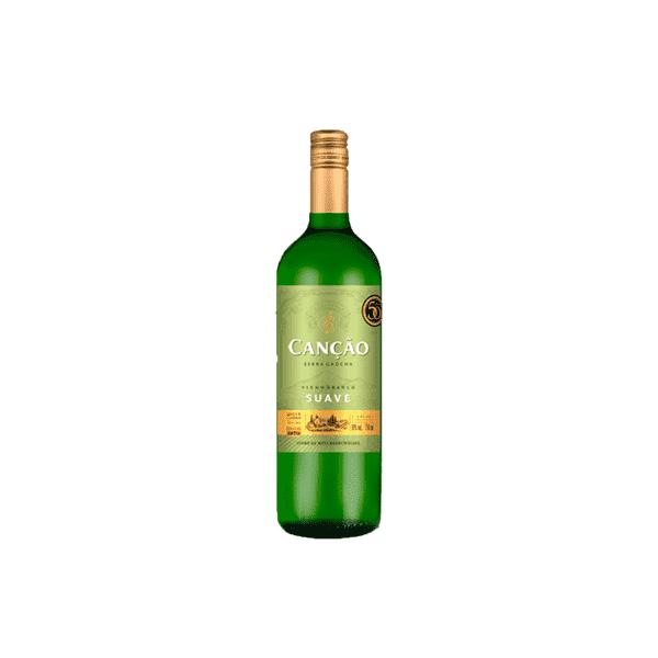 Vinho Canção Branco Suave 750Ml