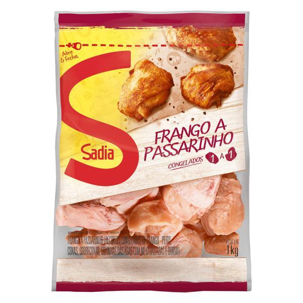 Frango a Passarinho Congelado Sadia 1kg
