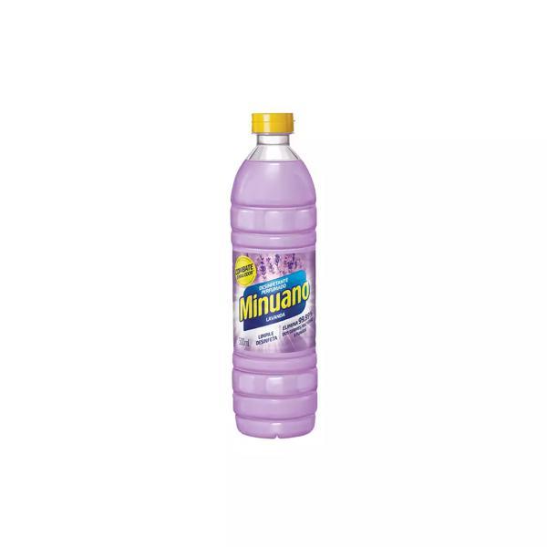 Desinfetante Minuano Lavanda 500Ml