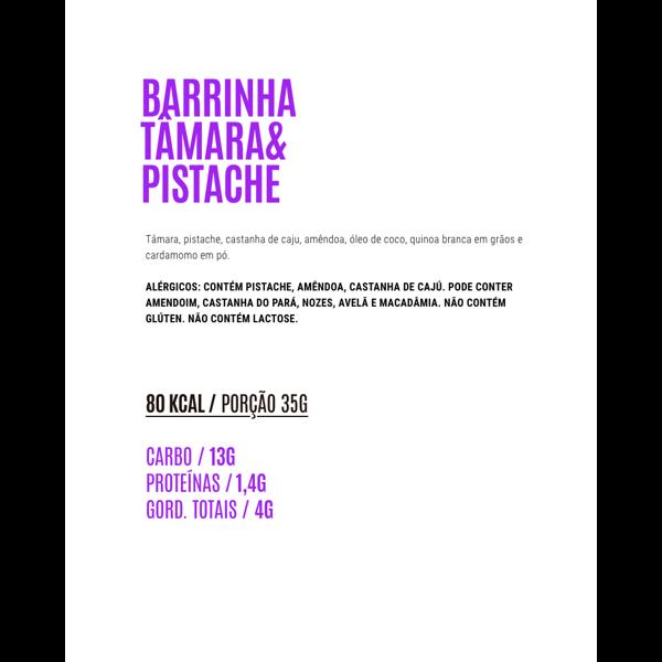 Barrinha De Tamara E Pistache 35G We Nutz