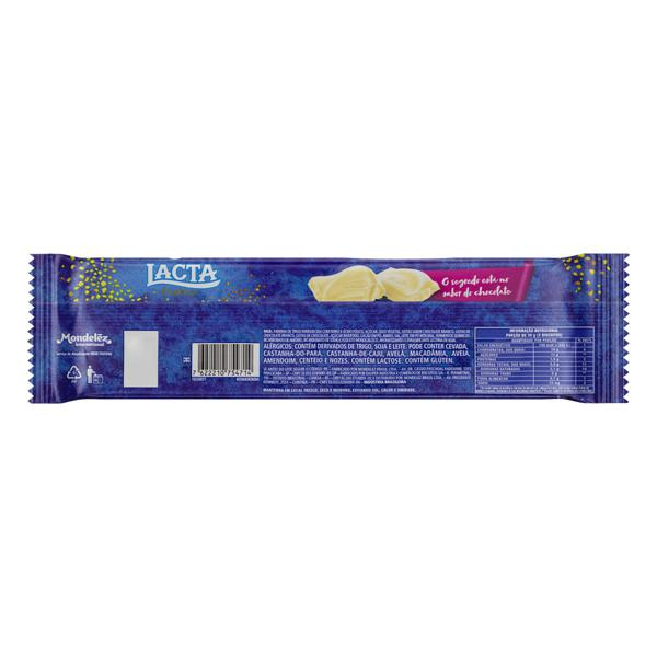 Biscoito Cookie Laka Lacta Pacote 80g