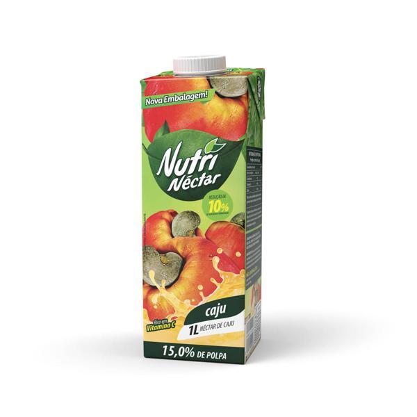 Néctar NUTRINECTAR Caju 1L