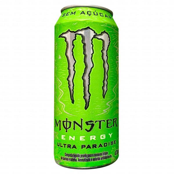 Energetico 473Ml Monster Paradise