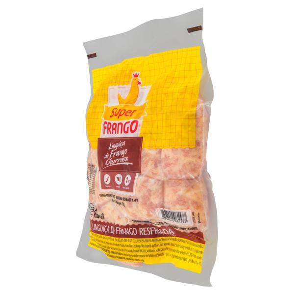 Linguiça de Frango para Churrasco Super Frango 1kg