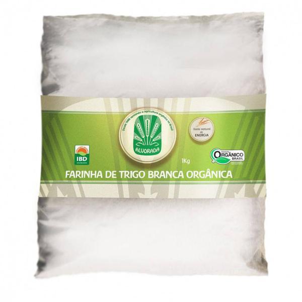 Farinha de Trigo Branca (1kg)