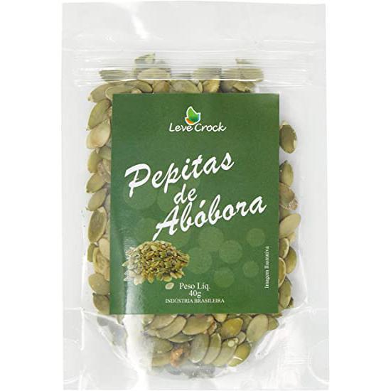 Pepitas de Abóbora ( 40 g) Produto natural