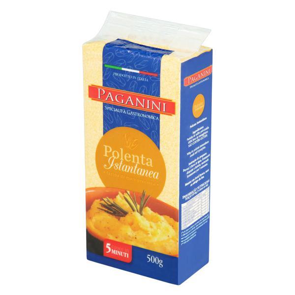 Polenta Instantânea Paganini Pacote 500g