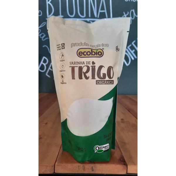 Farinha de Trigo Branca Orgânica 500g ECOBIO