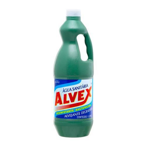 Agua Sanit Alvex 1L Pet