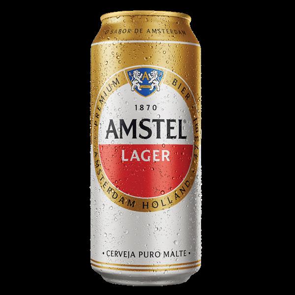 Cerveja Amstel Puro Malte 473Ml